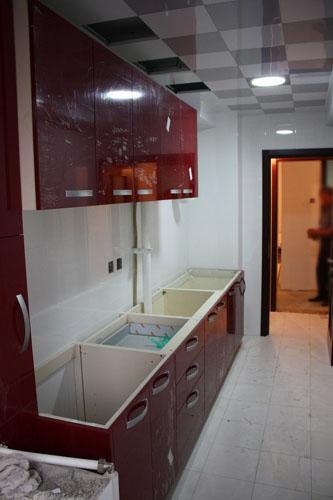 《橙子的家》-18-海尔橱柜安装